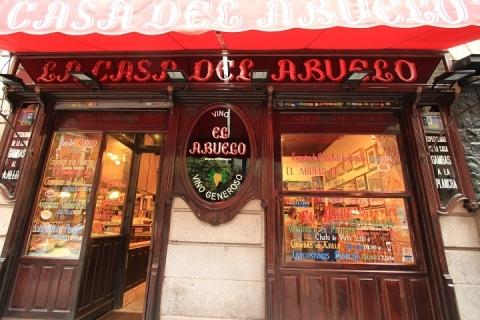 00482 Madrid Casa del Abuelo
