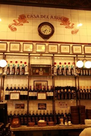 00502M Madrid Casa del Abuelo