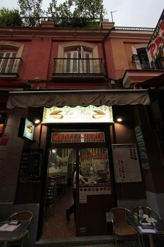 00506 Madrid La Ria
