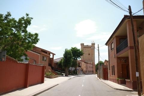 00896M Castillo de Fuensaldaña