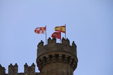 00901 Castillo de Fuensaldaña