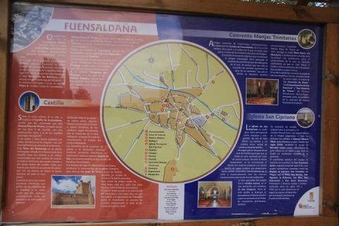 00959 mapa de Fuensaldaña