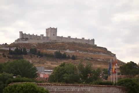 01056M Castillo de Penafiel
