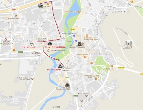 mapa de Penafiel 02