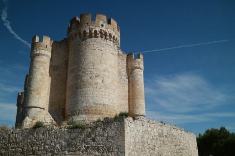 01225M Castillo de Penafiel