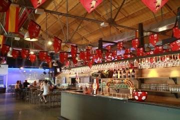 01461M Estación Gourmet - Mercado gastronómico
