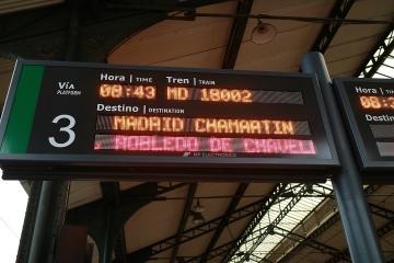 01513M Estacion de Valladolid