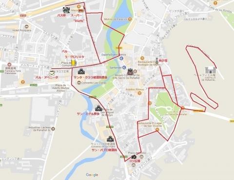 mapa de Penafiel 04