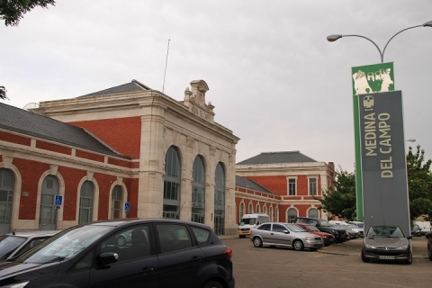01538 estacion de Medina del Campo