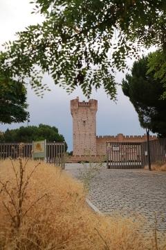 01548M Castillo de la Mota