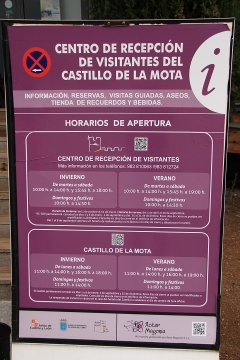 01551 Castillo de la Mota