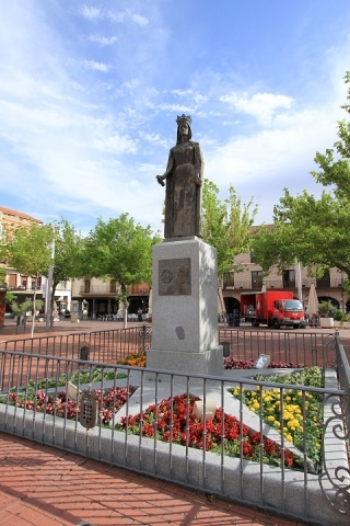01619 Plaza Mayor Isabel I