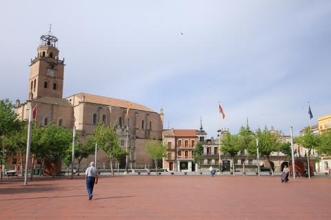 01627 Plaza Mayor Isabel I