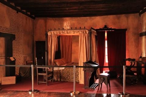 01660 Palacio Real Testamentario