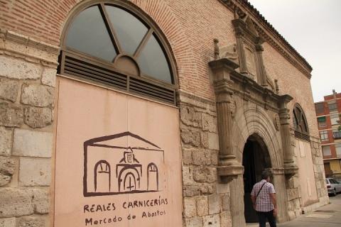 01672 Reales Carnicerias Mercado de Abastos