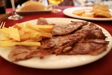 01760M Restaurante en Medina del Campo
