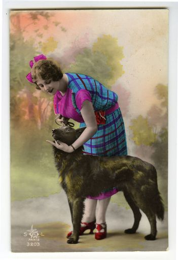 1920s Antique Hand Tinted Photo Postcard (3)_512