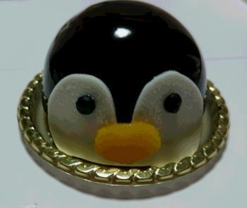 ペンギンケーキ 350