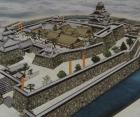 大坂城大手門と西の丸