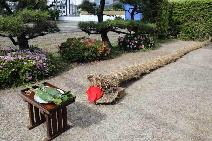 上品寺町 シャカシャカ祭り1