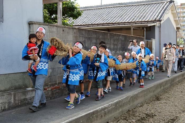 上品寺町 シャカシャカ祭り2