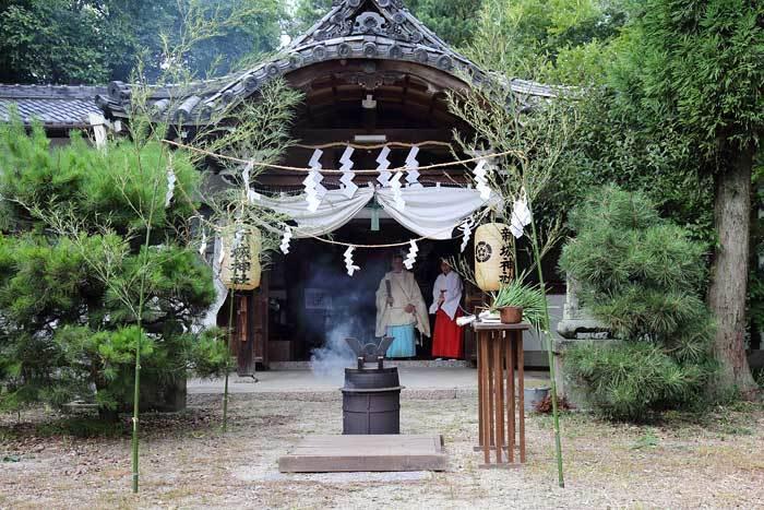 新城神社 祇園祭1