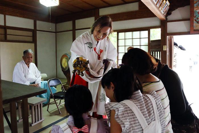 新城神社 祇園祭4