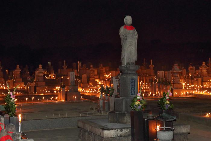 川西町 墓会式4