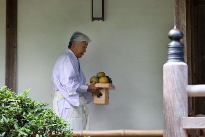 葛城一言主神社 お火焚き祭2