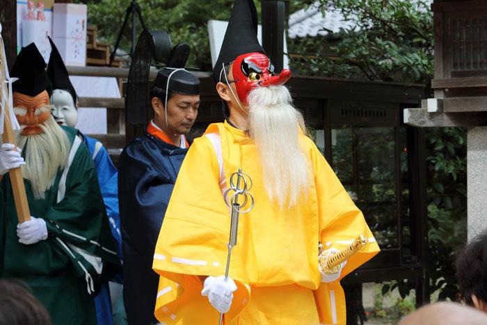 葛城一言主神社 お火焚き祭5
