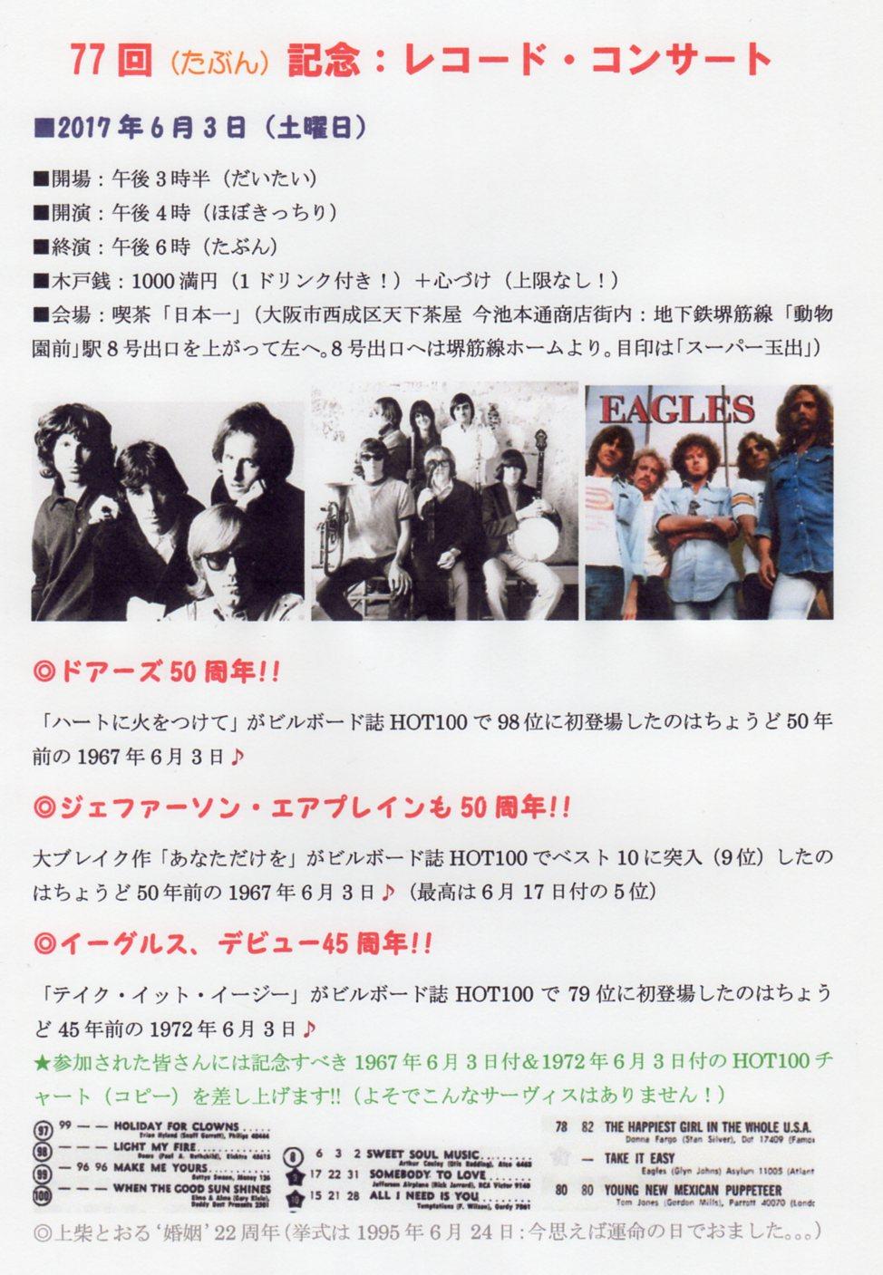 レコード・コンサート(第77回)