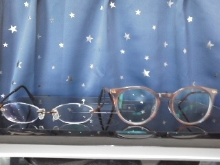 紫外線対策眼鏡