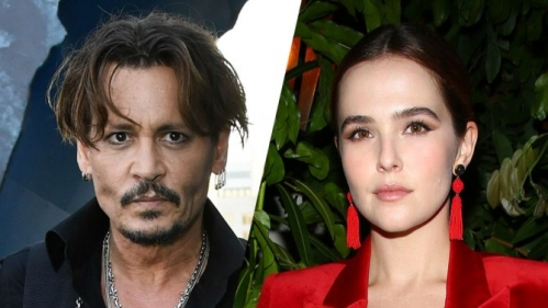 0721 johnny depp zoey deutch