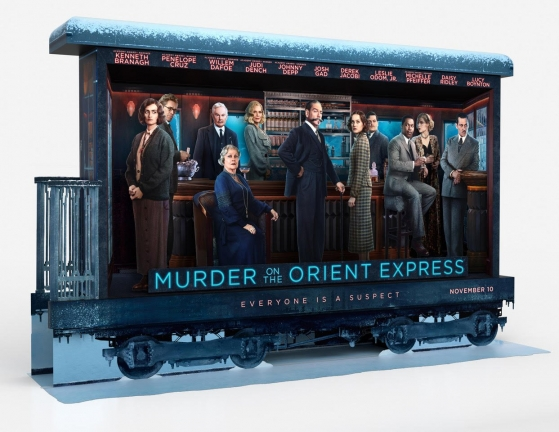 0909 Orient Express Board