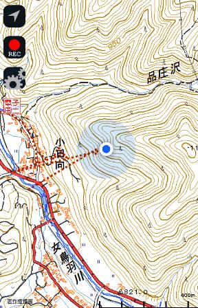 三才山砦 (1)
