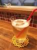 かぼす酢ソーダ