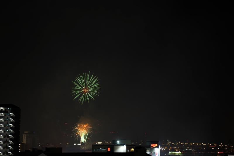 大浜花火2170731