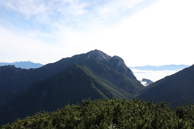 甲斐駒ヶ岳3170804