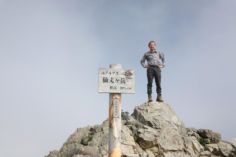 仙丈ケ岳2170804