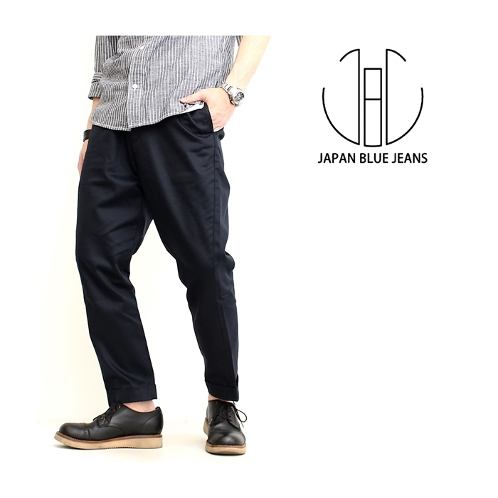2017-05-24 リバティペグトップ クラシックチノパンツ ジャパンブルージーンズ JAPAN BLUE JEANS 1