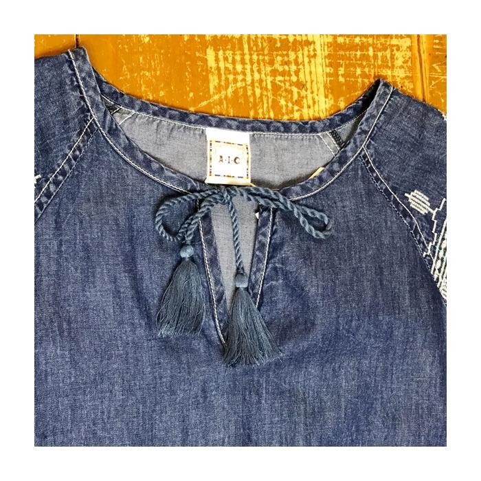2017-06-14 肩刺繍デニムワンピース AIC (5)