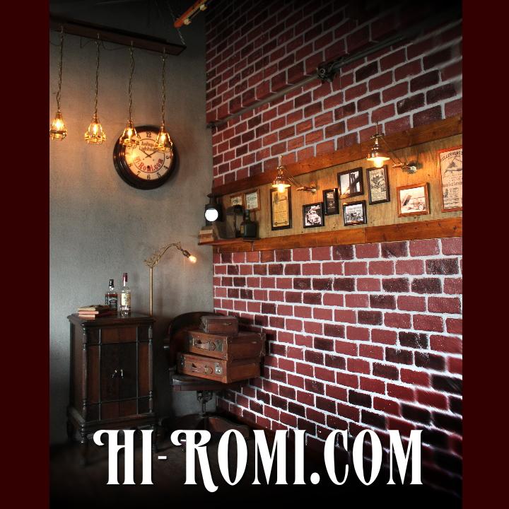 Hi-Romi.com(ハイロミ)倉庫2階での作業中。