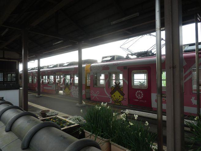 松江フォーゲルパーク駅