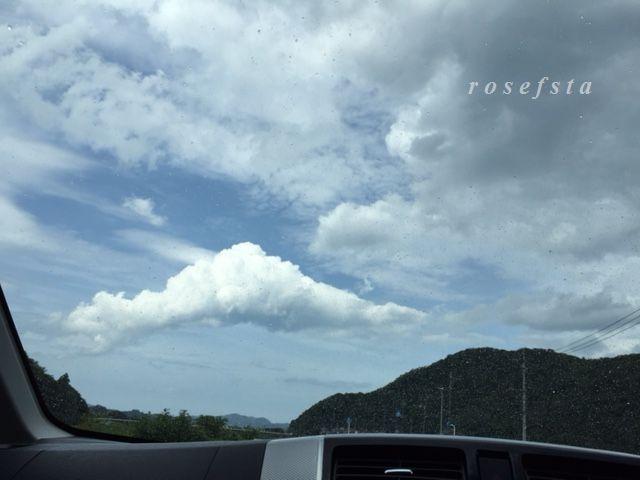 つちのこ雲
