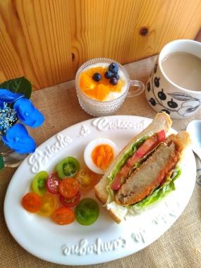 croquettes sandwich