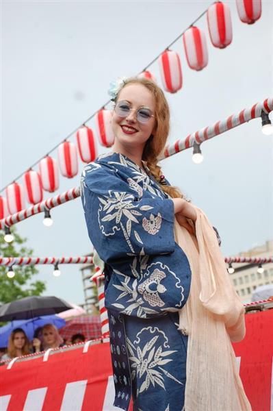 "wor1707160025-p1_浴衣美女が続々 モスクワでコンテスト、""日本の夏""満喫"