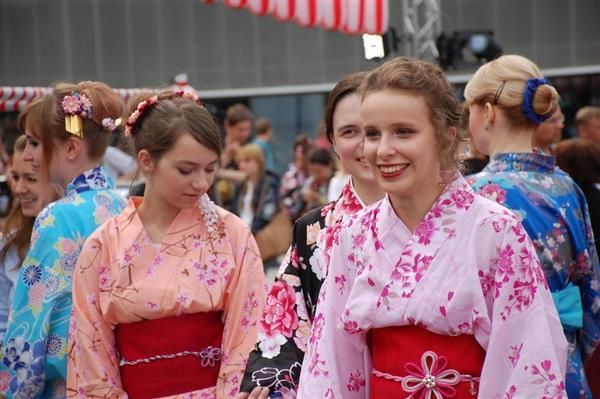 "wor1707160025-p3_浴衣美女が続々 モスクワでコンテスト、""日本の夏""満喫"