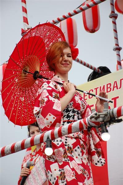"wor1707160025-p8_浴衣美女が続々 モスクワでコンテスト、""日本の夏""満喫"