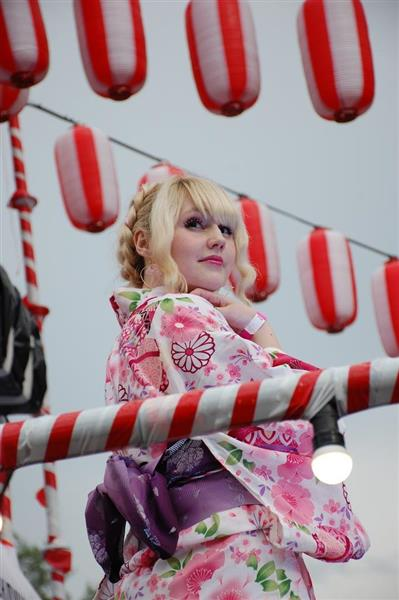 "wor1707160025-p9_浴衣美女が続々 モスクワでコンテスト、""日本の夏""満喫"