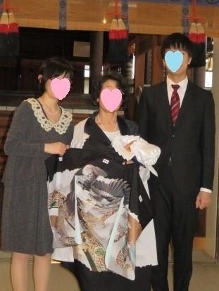 お宮参り (3)